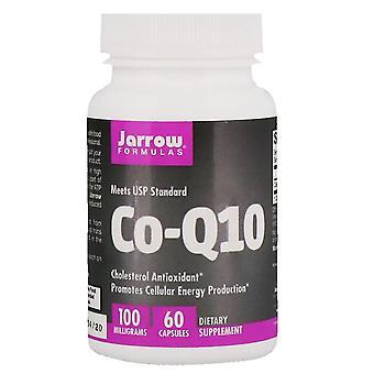 Formules Jarrow, Co-Q10, 100 mg, 60 Capsules