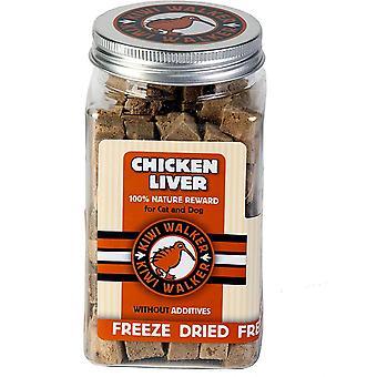 Kiwi Walker Gevriesdroogde snack kiplever - 105g