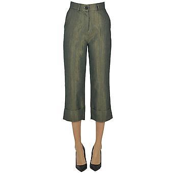Sinaja Ezgl562003 Femmes's Pantalon en polyester multicolore