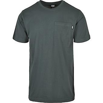 الكلاسيكية الحضرية - قميص الجيب الأساسية