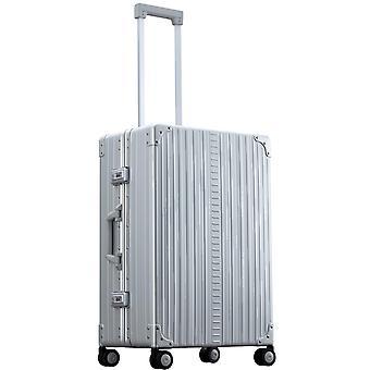 "ALEON Traveler 26"" Trolley 4 ruedas, 45 cm, 59 L, plata"