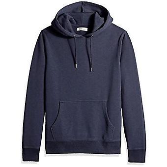 Brand - Goodthreads Men's Pullover Fleece Hoodie, Navy Eclipse, XXX-La...