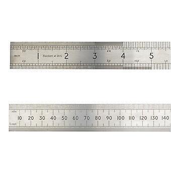 Advent ASR 300 Precision Steel Rule 300mm (12in) ADVASR300