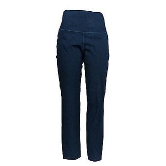Women with Control Women's Jeans Prime Stretch Denim Leggings Blue A375356