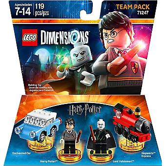 Lego Dimensions Team Pack Harry Potter Video Game Toy