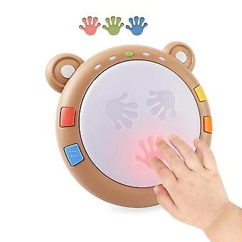 Hand Drums Kinder Musikinstrumente Pat Drum Toys 6-12 Monate