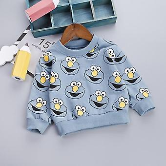 Baby Pullover Autumn, Cartoon Pattern, Sweatshirts Hoodies Outerwear