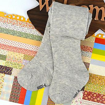 Newborn Baby Girls Cotton Tights Pantyhose- Autumn Winter Warm Tights For Kids Girls Collant Bebe Fille