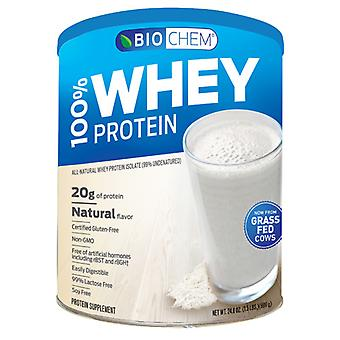Biochem Ultimate Lo Carb Whey Powder, نكهة طبيعية 24.6 أوقية