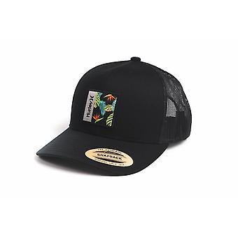 Hurley Men's Trucker Cap ~ Seacliff zwart