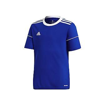 Adidas JR Squadra 17 S99151 eğitim tüm yıl erkek t-shirt