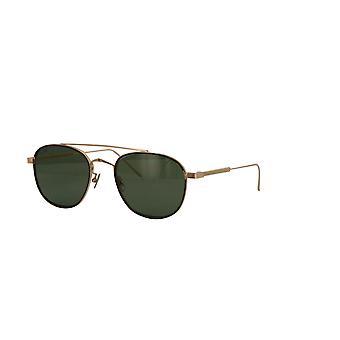 Cartier CT0251S 002 Gafas de sol polarizadas en oro-la Habana/verde