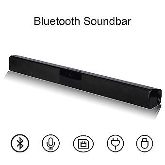 20w Wireless Bluetooth Speaker Tv Soundbar Home Theater