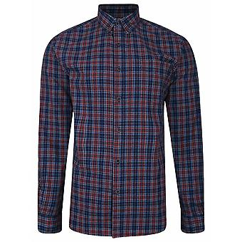 PETER GRIBBY Peter Gribby Check Casual Shirt