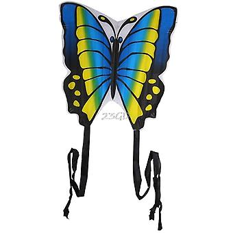 Beautiful Butterfly Kite With String Tail Outdoor Sport Toy
