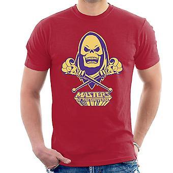 Masters Of The Universe Skeletor Logo Men't-shirt