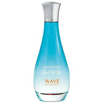 Davidoff Cool Water Woman Wave Eau de Toilette Spray 30ml