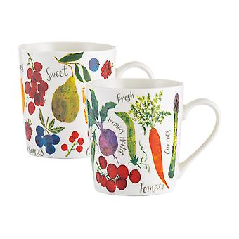Price Kensington Farmers Market Mugs Assorted 0059.595