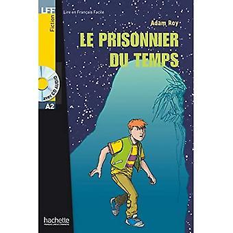 Le Prisonnier Du Temps - Livre & CD Audio