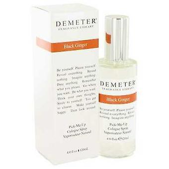 Demeter Black Ginger by Demeter Cologne spray (entinen Kahala) 4 oz (naiset) V728-502851
