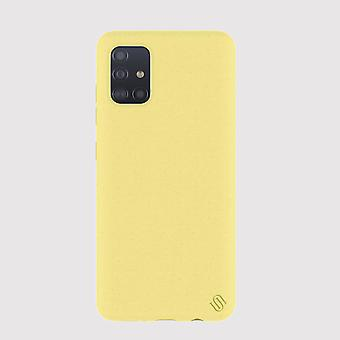 Eco Friendly Yellow Samsung Galaxy A51 Case (Not Compatible with A51 - 5G)