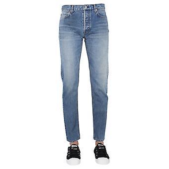 Emboscada Bmya007f20den0014500 Men's Blue Cotton Jeans