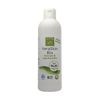 Veraskin Bio Gel - Pure Organic Aloe Vera Gel 250 ml of gel