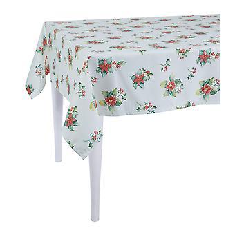 Frohe Weihnachten gedruckt dekorative Tischdecke