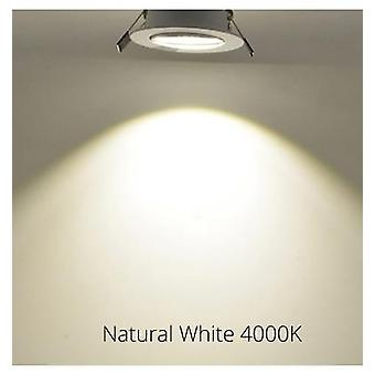 Spot Led Downlight - Residential Dimmable Warm Nature Pure White Recessed Lamp