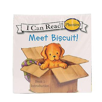 12pcs/set Biscuit Dog Picture Book