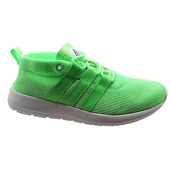 Adidas Element Voyager 2 Womens Textile Green Running Trainers Schoenen B44339 B32B