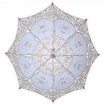 زهرة مظلة الشمس الصغيرة، الدانتيل الاطفال المظلات التصوير الفوتوغرافي