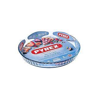 Pyrex Bake & nauttia Flan lautasen