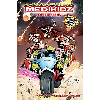 Medikidz Explain Burns: What's Up with Harry?