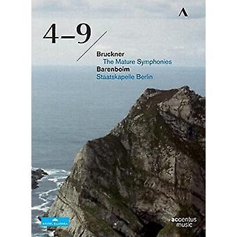Symphonies Nos. 4-9 [DVD] USA import