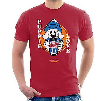 Slush Puppie Kärlek Cartoon Män's T-shirt