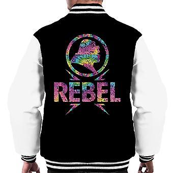 Shrek Rebel Multicolour Men's Varsity Jacket