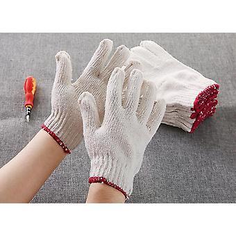Multifunkční kuchyňské zahradní rukavice odolné proti řezu
