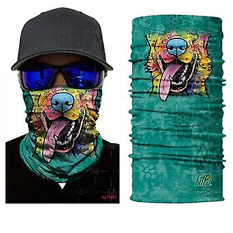 Seamless Balaclava Magic Scarf Neck Face Cover Ghost Skull Skeleton Head