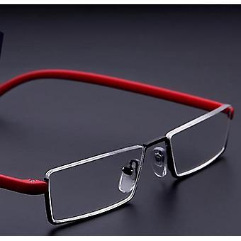 ハーフフレームリーダー老眼鏡