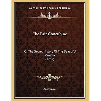 Godziwej konkubiny: Lub tajne historii pięknej Vanella (1732)