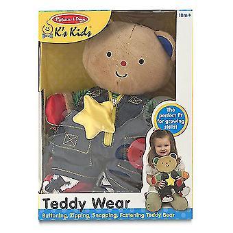 Melissa & doug - 9169   teddy wear