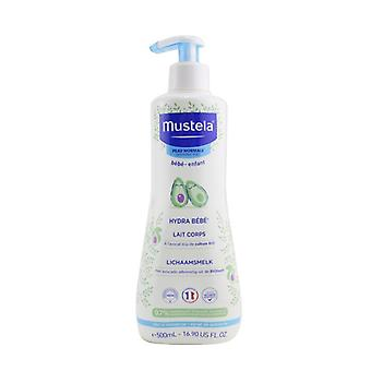 Lotion pour le corps Mustela Hydra-Bebe à l'avocat biologique - Peau normale 500ml/16.9oz