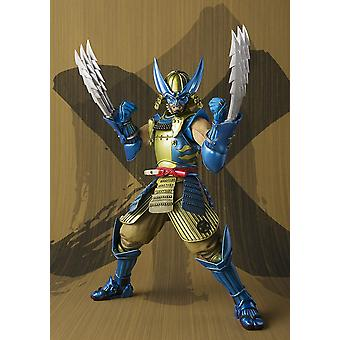 Marvel Wolverine Meisho Manga Realization Figure
