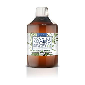 Rosemary Water Camphor Hydrolate Bio 250 ml of floral water