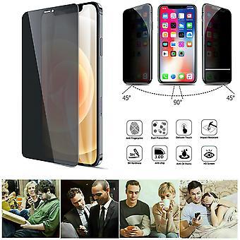 Iphone 12 - Integritet Härdat Glas Skärmskydd
