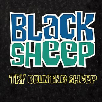 Black Sheep - Try Counting Sheep [Vinyl] USA import