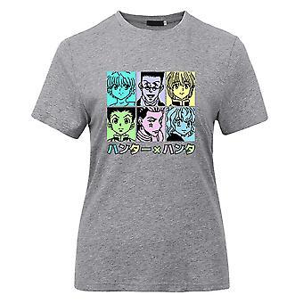 Ahunter X Hunter T-shirt For Women's