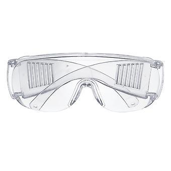Transparente staubdichte Gläser für Laborzahn, Brillenspritzer, Augenschutz