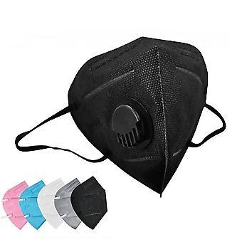 5 Layers Reusable Kn95 Face Mask